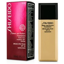 sheer and perfect foundation 30ml