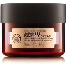 japanese camellia cream 350ml