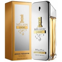 1 million lucky edt spray 200ml