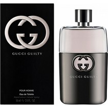 guilty pour homme edt spray 90ml