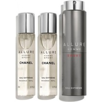allure homme sport eau extreme giftset 60ml