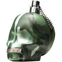 to be camouflage for man edt spray 125ml