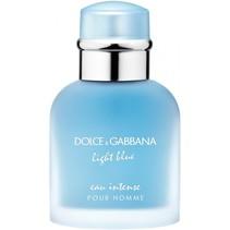 light blue eau intense pour homme edp spray 100ml