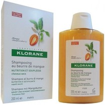 nourishing shampoo with mango butter 200ml