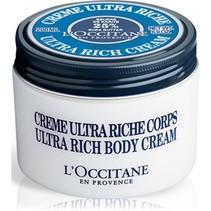 shea butter ultra rich body cream 200ml