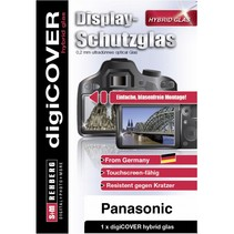 hybrid glas display folie panasonic lumix s1/s1r