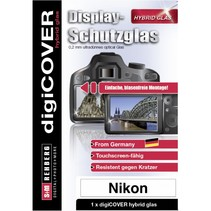 hybrid glas display folie nikon z50