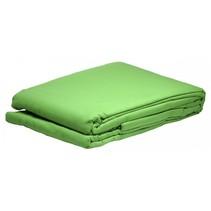 y-9 achtergronddoek 3x4m chromakey groen