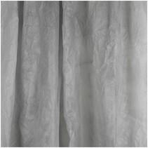 achtergrond stof licht, 3x6m grijs