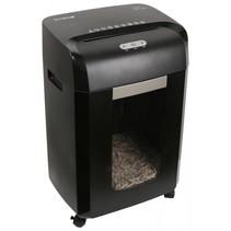 cc 518.4 papierversnipperaar zwart