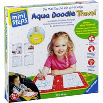 ministeps 04544 aqua doodle travel