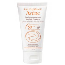 sun care mineral cream spf50+ 50ml