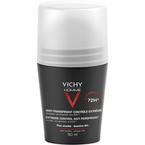homme roll on deodorant sensitive skin 72h 50ml