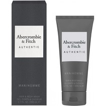 authentic men hair&body wash 200ml