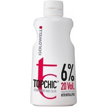 topchic haircolor lotion 6% 1liter