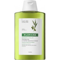 shampoo with essential olive extract 200ml