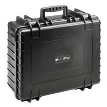 b&w jet 6000 pockets zwart gereedschapskoffer