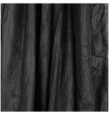 Walimex achtergrond stof licht, 3x6m zwart
