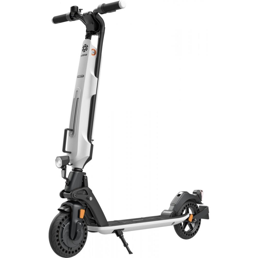 Trekstor eg 6078 escooter wit/zwart