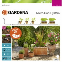 micro-drip start set m bloempotten
