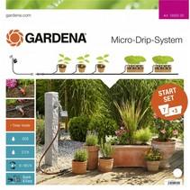 micro-drip start set m automatic bloempotten