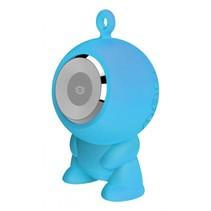 wireless waterproof bluetooth speaker blauw