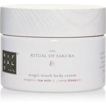 sakura magic touch body cream 220ml
