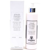 lyslait cleansing milk with white lily 250ml