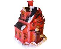 Decoratief winterhuis met verlichting M8