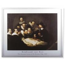 Rembrandt framed print De anatomische les van Dr. Nicolaes Tulp