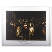Rembrandt framed print Nachtwacht