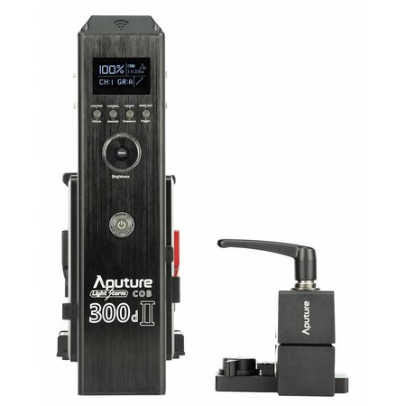 Aputure light storm c300d mkii v-mount