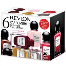 6 verschillende scented nail polish