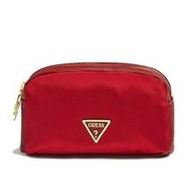 Did I say 90? beauticase met dubbele rits bordeaux rood