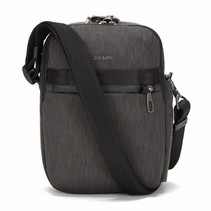 metrosafe x vertical crossbody carbon