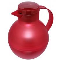 solera thee-isoleerkan met aroma-theezeef 1,0l rood 509155