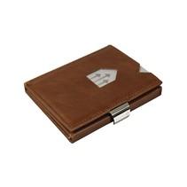 Leather Wallet Hazelnut