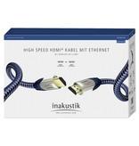 Inakustik in-akustik premium hdmi kabel m. ethernet 8,0 m