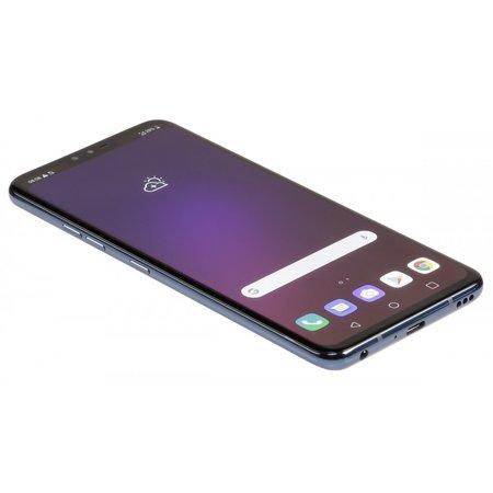 LG v40 thinq moroccan blue