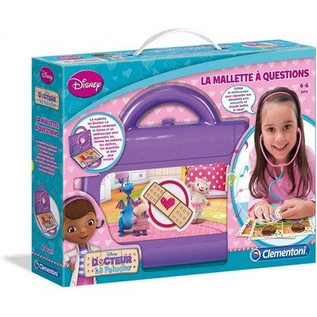 Disney Vragen koffer - docteur La Peluche 52012