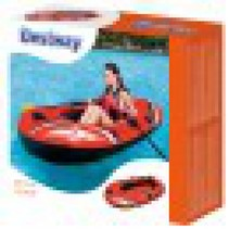 Hydro force opblaasboot rood