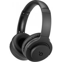 acme bh213 wireless on ear headphones zwart