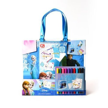 Disney Frozen kleurboek + tas