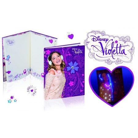 Disney Violetta - Lichtgevend Dagboek