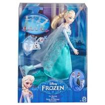 Frozen - Schaatspop Elsa