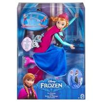 Frozen - Schaatspop Anna