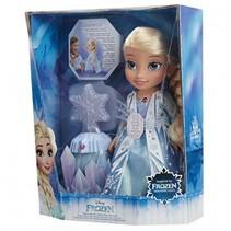 Frozen Elsa with star
