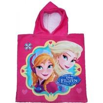 Frozen Anna & Elsa - Badcape