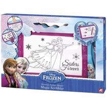 Frozen magnetische tekenbord