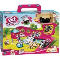 Pet Parade Koffer Speelset
